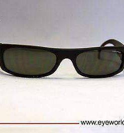 VUARNET 102 Black Matte Sunglasses PX3000 Mineral Gray lens