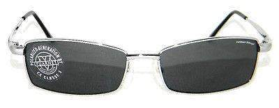 Vintage VUARNET 160  Steel  Sunglasses PC Polarize Gray lens