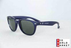 Vuarnet 088 Blue Metal Sunglasses PX3000 Mineral Gray lens