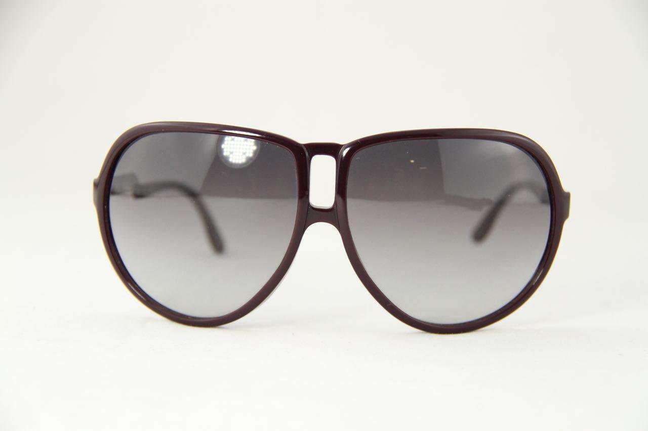 d1141ce8e4355 Stella McCartney SM4008 Sunglasses Round Black Metal frame PC Gray Gradient  Lens