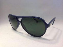 VUARNET Sunglasses 374 Blue Metal PX3000 MINERAL Gray Lens