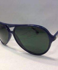 VUARNET Sunglasses 374 Blue Metal PX3000 MINERAL Gray Lens