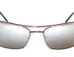 VUARNET 814E Men Women Brown Sunglasses PC Brown Gray Floash LENS