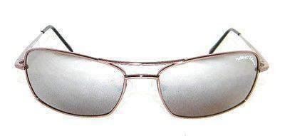 VUARNET 814E Men Women Brown Sunglasses PC Brown Gray Floash LENS
