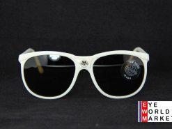 Vintage VUARNET 084 White Sunglasses PX2000 Brown Mineral Lens