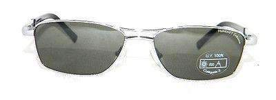 VUARNET 801E Men Women Steel Sunglasses PC Gray LENS