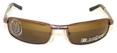 Vintage VUARNET 181 Brown  Sunglasses Unilanx Mineral Lens