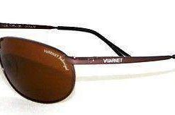 Vintage VUARNET 068  Brown Sunglasses Polarized MINERAL  lens