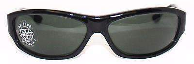Vintage VUARNET 650 Black Sunglasses PX3000 Mineral Gray  Lens