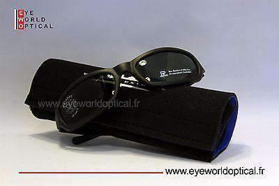 VUARNET 111 Black Matte Sunglasses PX3000  Mineral Gray lens