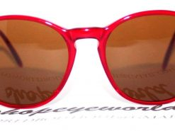 VUARNET 2409 Red Crystal Sunglasses PX2000 Mineral Brown LENS
