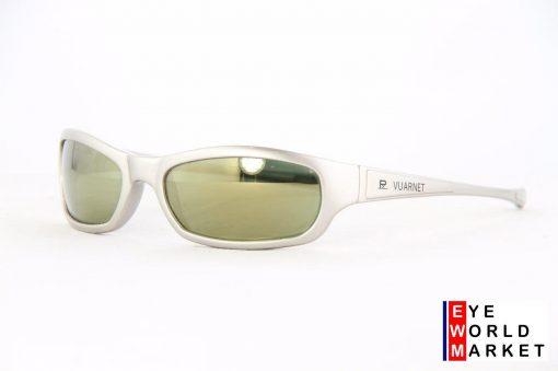 VUARNET 111 Champagne Sunglasses PX3000 Gray Mineral Flash Bronze lens