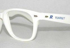 Vuarnet 088 White Replacement Sunglasses Frame
