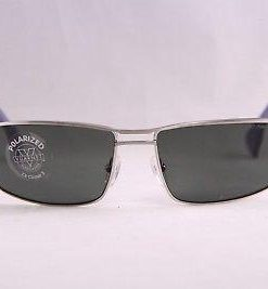 VUARNET Sunglasses VL1171 Stainless Steel Sunglasses PC GRAY Lens
