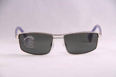 VUARNET Sunglasses VL1171 Stainless Steel Sunglasses PC GRAY Lens