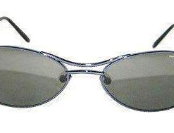 VUARNET 802E Men Women Charcoal Gray Sunglasses PC Gray LENS