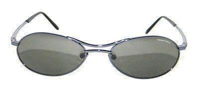 VUARNET 802E Men Women Charcoal Gray Sunglasses PC Gray LENS