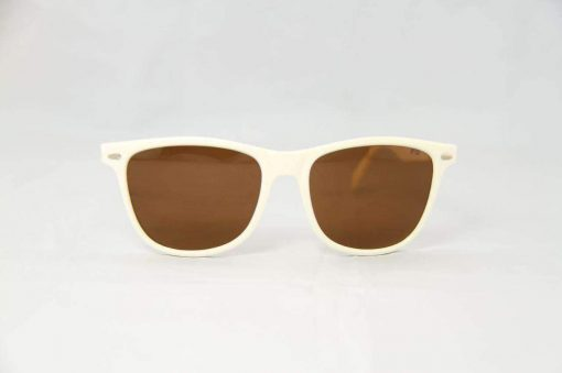 Alain Prost 031 Blue Sunglasses PC Brown Lenses By Vuarnet Made in France