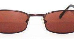 VUARNET 803E Men Women Brown Sunglasses PC Brown LENS