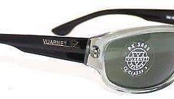 Vintage VUARNET 650 GRI Translucid Gray Sunglasses PX3000 Mineral Gray  Lens