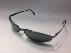 Vintage VUARNET 058 BLUE Sunglasses PX3000 Gray MINERAL lens Flash Gray