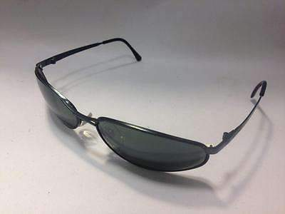 Vintage VUARNET 058 BLUE Sunglasses PX3000 Gray MINERAL lens Flash Gray