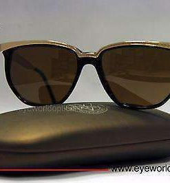 VUARNET 092 Black Sunglasses PX2000 Mineral Brown Lens