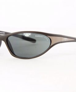 VUARNET 676E Sport Brown Sunglasses PC Gray Lens