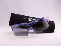 Vintage  VUARNET VL1999 BLUE CRISTAL Sunglasses PC GRAY LENS
