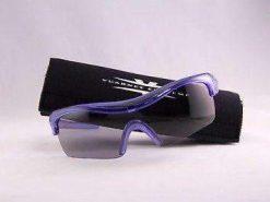 Vintage  VUARNET VL1999 BLUE CRISTAL Sunglasses PC GRAY LENS