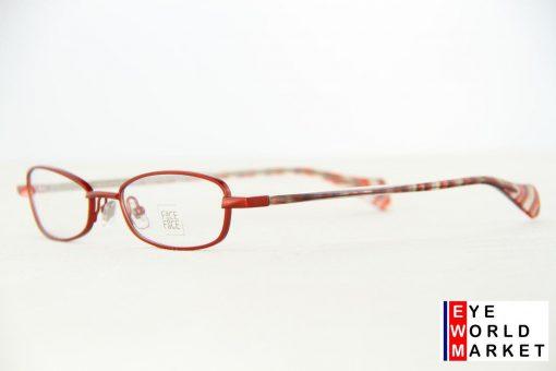 Face A Face Eyeglasses Honey Red Col 949 Optical Frames