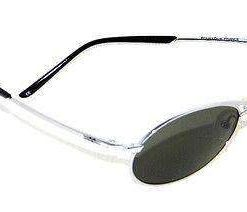 VUARNET 802E Men Women Steel Sunglasses PC Gray LENS