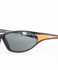 VUARNET 676E Sport Matte Black Sunglasses PC Gray Lens