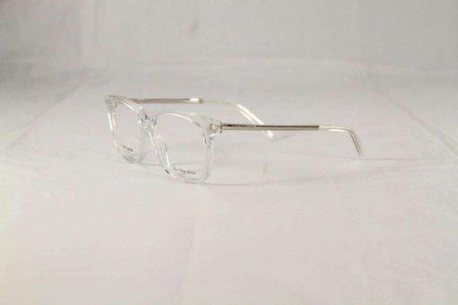 Saint Laurent SL26 Crystal Eyeglasses made in Italy