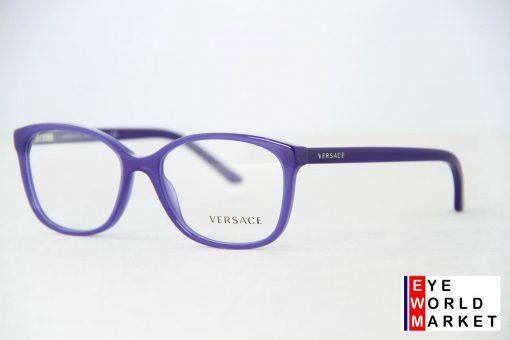 VERSACE 3147M Purple Eyeglasses