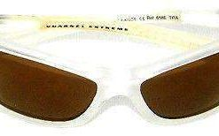 VUARNET Sunglasses 658 White Extreme Polycarbonate yellow Lens