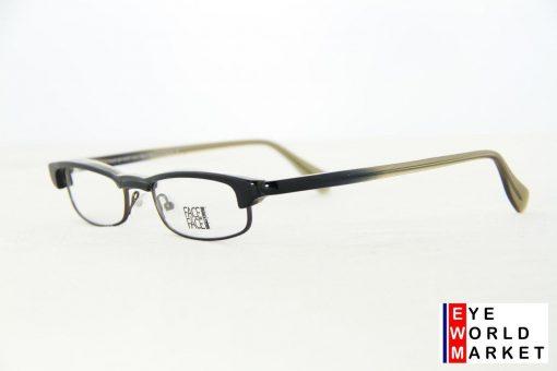 Face A Face Eyeglasses Hobby Black Col 974 Optical Frames