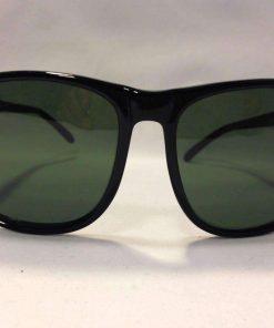VUARNET 2408  Black Sunglasses PX3000 Mineral Gray LENS