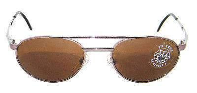 Vintage VUARNET 153  Brown Sunglasses PX2000 Brown Mineral lens