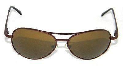 Vintage VUARNET 210 Brown  Sunglasses PX2000 Mineral Brown Lens Bronze flash