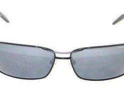 VUARNET 808E Men Women Black Sunglasses PC Gray Flash LENS