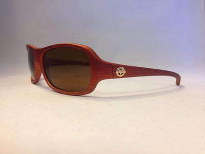 VUARNET Sunglasses 125 Orange Bahia PX2000 MINERAL Brown Lens