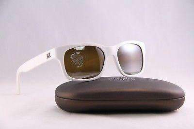 Vintage  VUARNET VL1101 0005 WHITE  Sunglasses SKILYNX MINERAL LENS