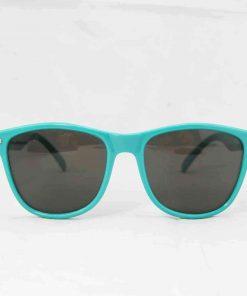 Alain Prost 031 Green Sunglasses Gray Flash Lenses Internal Anti-Reflex By Vuarnet Made in France