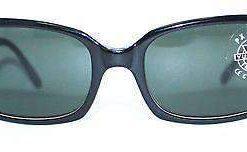 VUARNET Sunglasses 607 Crystal Black PX3000 MINERAL Gray Lens