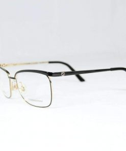 Gucci GG 2885 Black Gold Eyeglasses