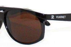 VUARNET Sunglasses 462 Large Black PX5000 MINERAL Brown Lens