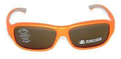 VUARNET Sunglasses 122 Orange PX2000 MINERAL Brown Lens