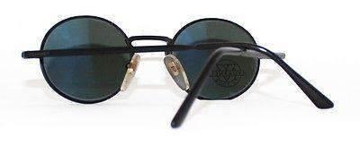 Vintage VUARNET 053 01 Black Sunglasses PX3000 Mineral Gray lens