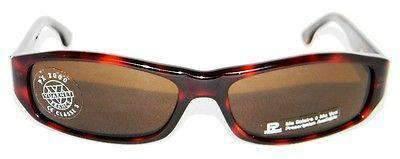 VUARNET Sunglasses 651 Dark Brown Tortoise PX2000 Brown Mineral Lens